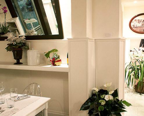Shop renovation and furnishing