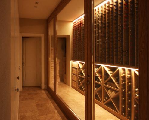arredamento su misura cucine librerie boiseries soppalchi armadi pareti attrezzate