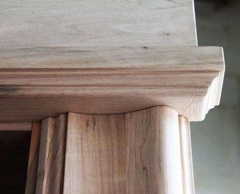 boiseries, soppalchi in legno e pareti attrezzate