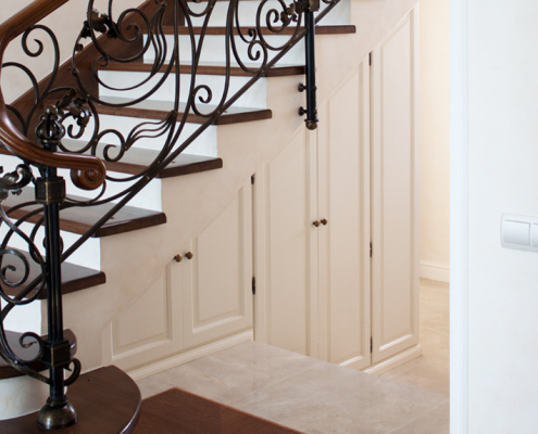Lofts, doors, custom made artisan fixtures
