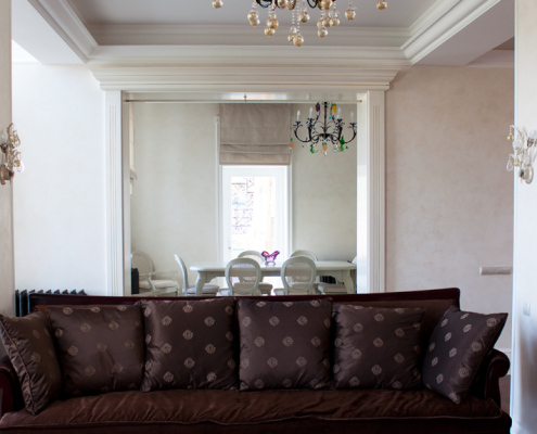 Handmade furniture for entrance ways and living rooms